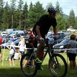 Cycling 45 km - Marcus Johansson (5376)