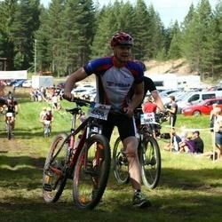 Jalgrattasport 45 km - Lukas Nilsson (4556)