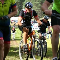 Jalgrattasport 45 km - Tobias Sennerby (5302)