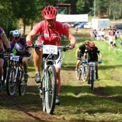 Cycling 45 km - Caroline Ekelund (4733), Barbro Eriksson (4770)