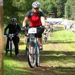 Cycling 45 km - Elin Ekström (4744)