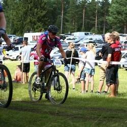 Cycling 45 km - David Marklund (5299)