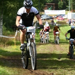 Cycling 45 km - Marcus Andersson (4311)