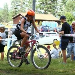 Jalgrattasport 45 km - Eszter Simone (5032)