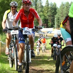 Cycling 45 km - Richard Vikberg (4017), Eva Vikberg (4018)