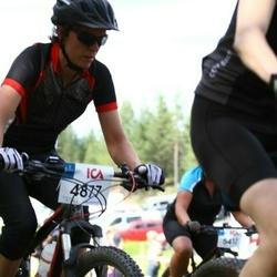 Jalgrattasport 45 km - Fredrik Nilsson (4877)