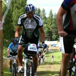 Cycling 45 km - Millert Ahlm (4402)