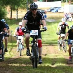 Cycling 45 km - Jonas Andersson (5342), Torbjörn Johansson (5361)