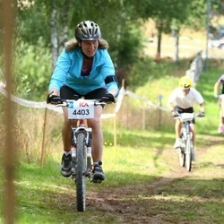 Cycling 45 km - Jenni Hademalm (4403)