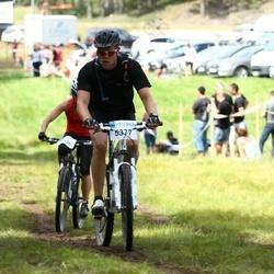 Jalgrattasport 45 km - Daniel Nilsson (5377)