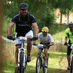 Cycling 45 km - Magnus Ragnarsson (4986), Mats Sålder (4993), Thomas Almqvist (5054)