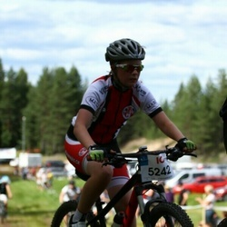 Jalgrattasport 45 km - Erik Hedberg (5242)