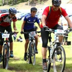 Cycling 45 km - Tobias Janson (5551), Anton Källström (5825)