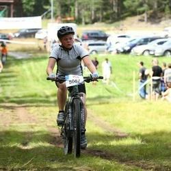 Cycling 45 km - Hanna Sande (5067)