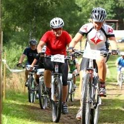 Cycling 45 km - Camilla Bergman (4758)