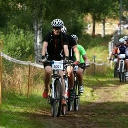 Jalgrattasport 45 km - Mikaela Hjerpe (5021)