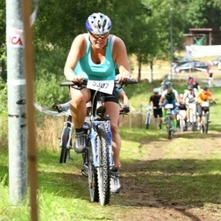 Cycling 45 km - Cecilia Bjurström (5307)