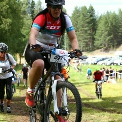 Jalgrattasport 45 km - Anna Modén (4971)