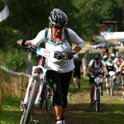 Cycling 45 km - Camilla Sandberg (4767)