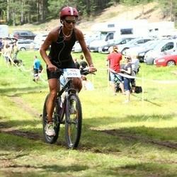 Cycling 45 km - Åsa Rydén (5839)