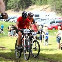 Jalgrattasport 45 km - Carina Andersson (5784)