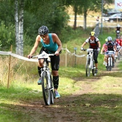 Cycling 45 km - Åsa Lundin (5482)