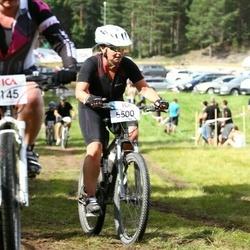 Jalgrattasport 45 km - Marianne Mohlen (5500)