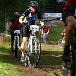 Cycling 45 km - Bodil Pantzar (5478)
