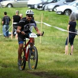 Cycling 45 km - Henrik Lundqvist (5179)