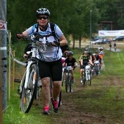 Cycling 45 km - Catarina Bergman (5231)