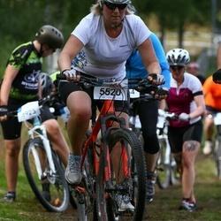 Cycling 45 km - Cecilia Adolfsson (5520)