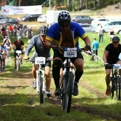 Cycling 45 km - Johan Abrahamsson (5880)