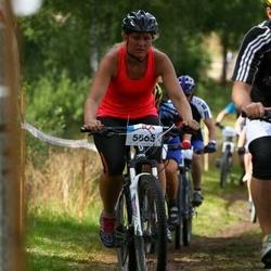 Cycling 45 km - Sarah Matsson (5865)