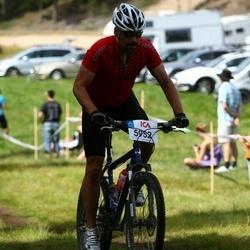 Cycling 45 km - Mats Blomqvist (5952)