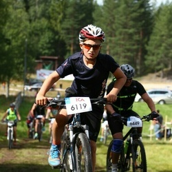 Cycling 45 km - Zeb Bjerneld (6119)