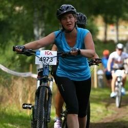 Cycling 45 km - Cecilia Utvik (4973)