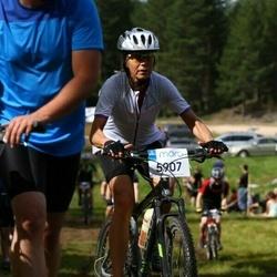Cycling 45 km - Kristina Moberg (5907)