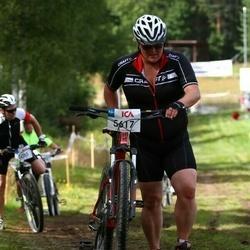 Cycling 45 km - Kristiina Nissinen (5617)