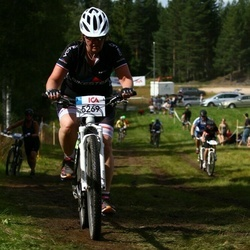 Cycling 45 km - Anita Lundén (5269)
