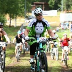 Cycling 45 km - Jenny Lindström (5370)