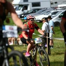 Cycling 45 km - Barbro Larsson (5522)