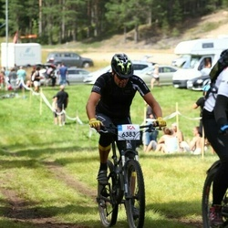 Cycling 45 km - Henrik Melkstam (6383)