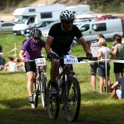 Cycling 45 km - Johan Nordin (5911)