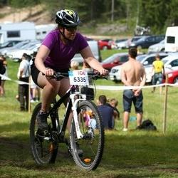 Cycling 45 km - Caroline Samuelsson (5335)