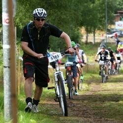 Cycling 45 km - Roger Karlsson (5185)