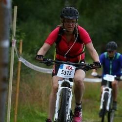 Cycling 45 km - Charlotta Dofs (5315)