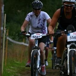 Cycling 45 km - Christina Larsson (5587)