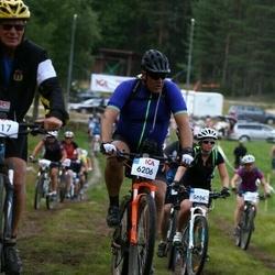 Cycling 45 km - Christer Hallner (6206)