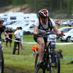 Cycling 45 km - Eeva Korteniemi (5984)