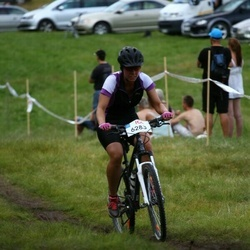 Cycling 45 km - Ulrika Lindell (6283)
